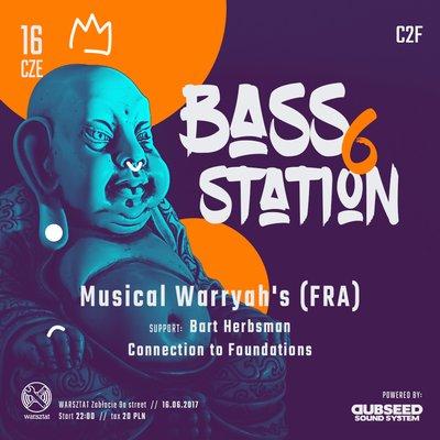 [Impreza] Bass Station #6 / 16.06.2017 / Kraków